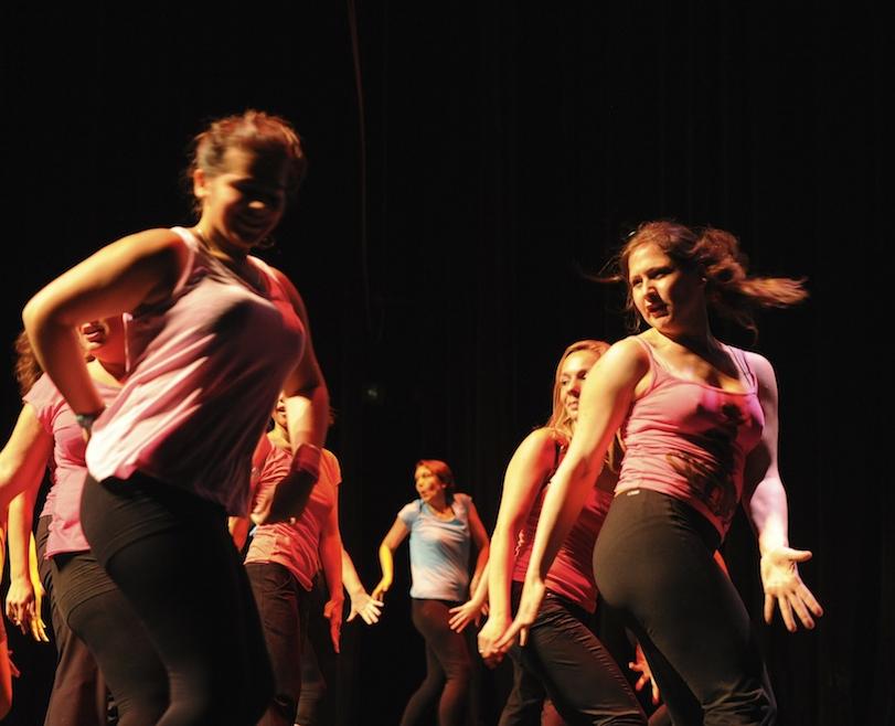 spectacle danse à Vincennes - association Ludodanse