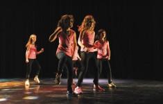 Enfants Ludodanse danse le hip hop sur scène